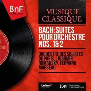 Orchestre des Solistes de Paris, Ljubomir Romansky, Fernand Marseau 歌手頭像
