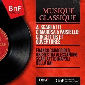 Franco Caracciolo, Orchestra Alessandro Scarlatti di Napoli della RAI 歌手頭像