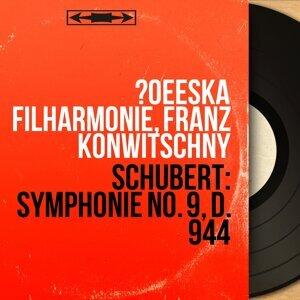 Česká filharmonie, Franz Konwitschny 歌手頭像