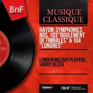 London Mozart Players, Harry Blech 歌手頭像
