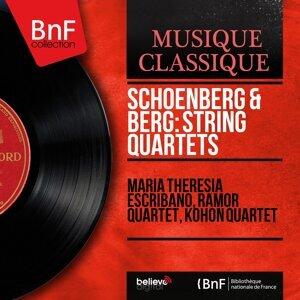 Maria Theresia Escribano, Ramor Quartet, Kohon Quartet 歌手頭像