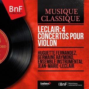 Huguette Fernandez, Germaine Raymond, Ensemble instrumental Jean-Marie-Leclair 歌手頭像