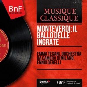 Emma Tegani, Orchestra da camera di Milano, Ennio Gerelli 歌手頭像