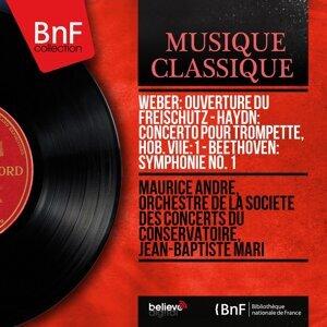 Maurice André, Orchestre de la Société des concerts du Conservatoire, Jean-Baptiste Mari 歌手頭像