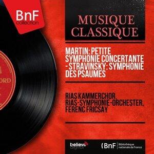 RIAS Kammerchor, RIAS-Symphonie-Orchester, Ferenc Fricsay 歌手頭像