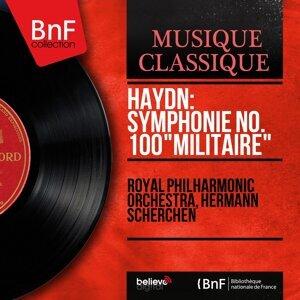 Royal Philharmonic Orchestra, Hermann Scherchen 歌手頭像
