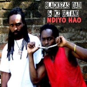 Blackgzas Dadi, Kz Getano 歌手頭像