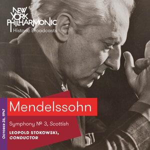 New York Philharmonic, Leopold Stokowski 歌手頭像