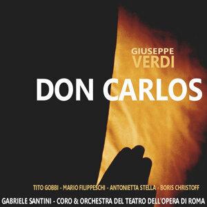Coro E Orchestra Del Teatro DellOpera Di Roma アーティスト写真