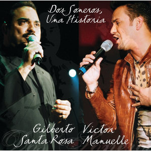 Gilberto Santa Rosa, Victor Manuelle 歌手頭像