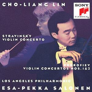 Cho-Liang Lin, Los Angeles Philharmonic, Esa-Pekka Salonen 歌手頭像