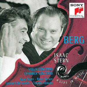 Claudio Abbado - The London Symphony Orchestra - MEMBERS OF THE LONDON SYMPHONIC BAND - Peter Serkin - Leonard Bernstein - New York Philharmonic - Isaac Stern 歌手頭像