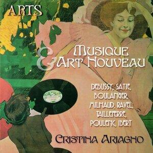 Cristina Ariagno 歌手頭像