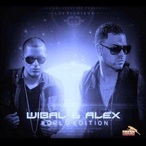 Wibal y Alex 歌手頭像