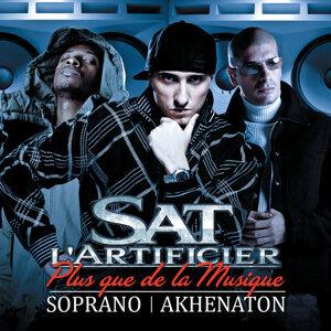Sat L'Artificier feat. Akhenaton ( IAM) & Soprano (Psy4 De La rime) 歌手頭像