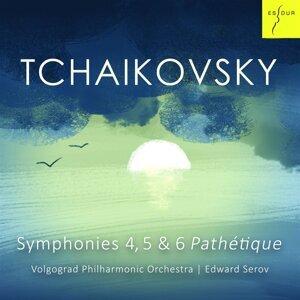 Volgograd Philharmonic Orchestra & Edward Serov 歌手頭像