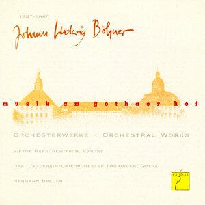 Thüringen Philharmonie Gotha, Hermann Breuer & Viktor Barschewitsch 歌手頭像