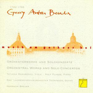 Thüringen Philharmonie Gotha, Hermann Breuer, Tatjana Masurenko & Rolf Plagge 歌手頭像