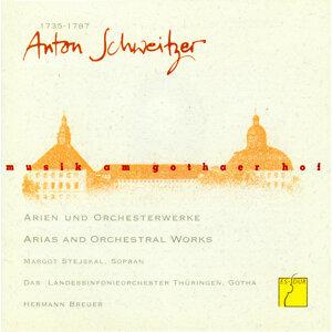 Thüringen Philharmonie Gotha, Hermann Breuer & Margot Stejskal 歌手頭像
