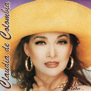Claudia De Colombia 歌手頭像