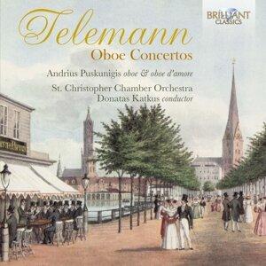 St. Christopher Chamber Orchestra, Donatas Katkus & Andrius Puskunigis 歌手頭像