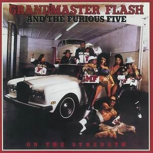 Grandmaster Flash And The Furious Five 歌手頭像
