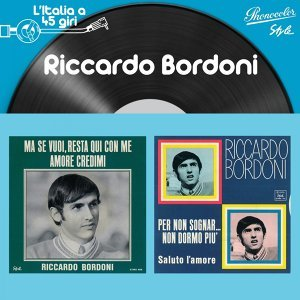 Riccardo Bordoni 歌手頭像