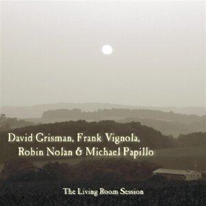 David Grisman, Frank Vignola, Robin Nolan 歌手頭像