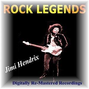 Jimi Hendrix 歌手頭像