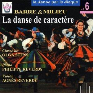 Philippe Reverdy, Agnès Reverdy 歌手頭像