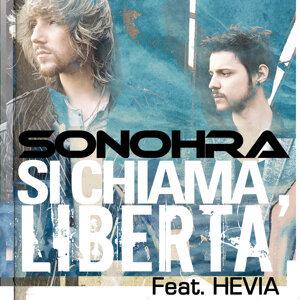 Sonohra feat. Hevia 歌手頭像
