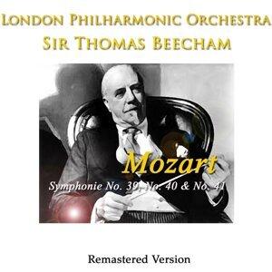 London Philharmonic Orchestra, Sir Thomas Beecham 歌手頭像