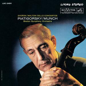 Gregor Piatigorsky 歌手頭像