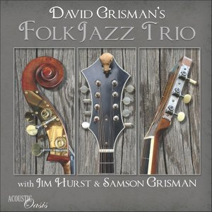 David Grisman Trio 歌手頭像