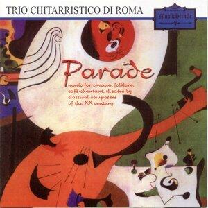 Trio Chitarristico di Roma 歌手頭像