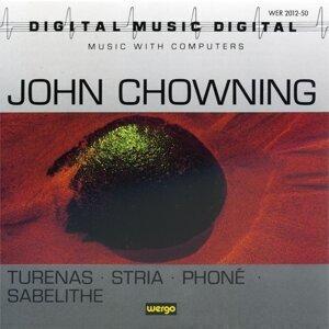 John Chowning 歌手頭像