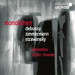 Klavierduo Huber/Thomet 歌手頭像