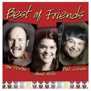 Tom Paxton, Anne Hills & Bob Gibson 歌手頭像