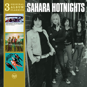 Sahara Hotnights (薩哈拉熱夜合唱團) 歌手頭像