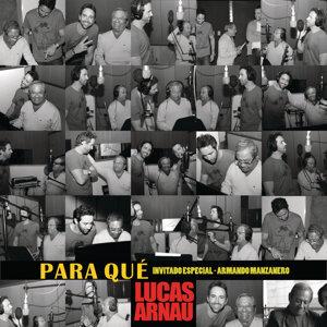 Lucas Arnau Feat Armando Manzanero 歌手頭像