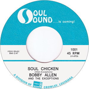 Bobby Allen & Exceptions 歌手頭像