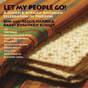 Kim & Reggie Harris & Rabbi Jonathan Kligler 歌手頭像