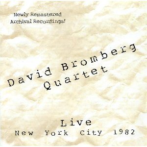 David Bromberg Quartet 歌手頭像