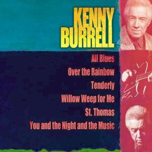 Kenny Burrell (肯尼布瑞爾) 歌手頭像