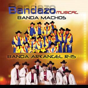 Banda Arkangel R-15, Banda Machos 歌手頭像