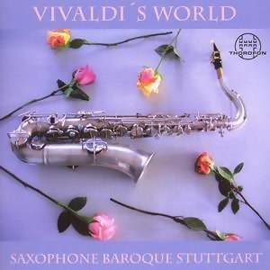 Saxophone Baroque Stuttgart 歌手頭像