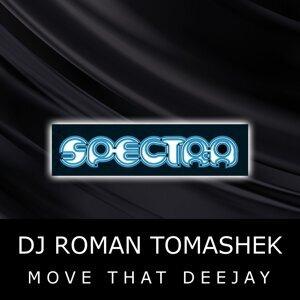 DJ Roman Tomashek