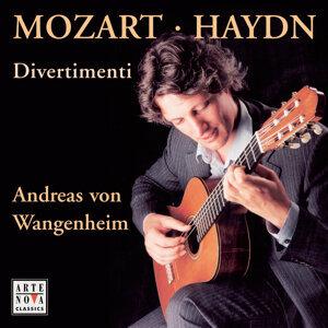 Andreas von Wangenheim 歌手頭像