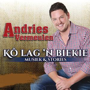 Andries Vermeulen 歌手頭像