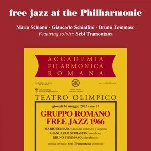 Gruppo Romano Free Jazz 1966 歌手頭像